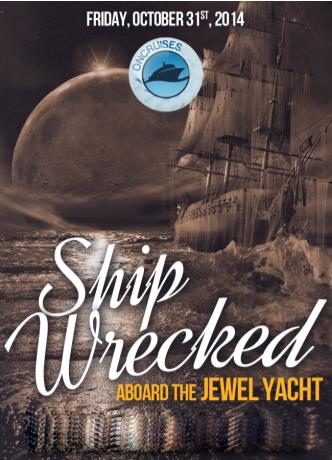 Shipwrecked Aboard Jewel Yacht