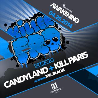Candyland + Kill Paris: Main Image