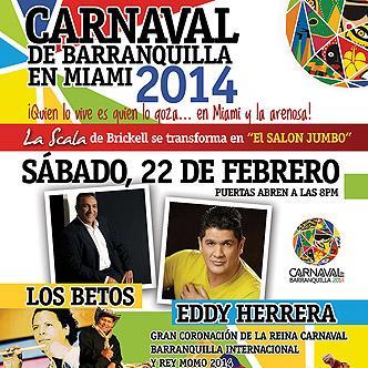 Carnaval de Barranquilla Miami: Main Image