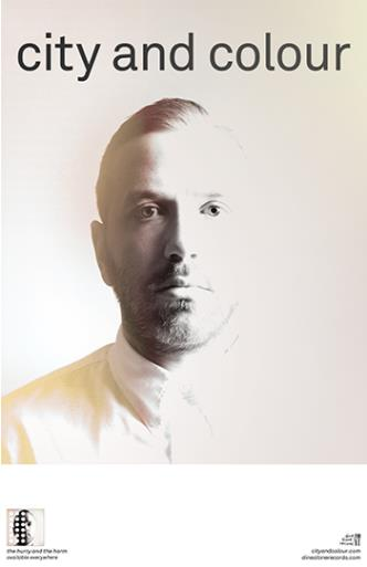 City and Colour: Main Image