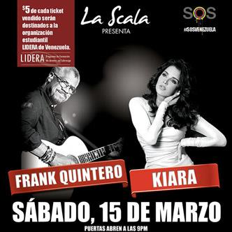 Kiara y Frank Quintero: Main Image