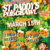 SantaMonica StPatty Crawl-Sat @ Circle Bar