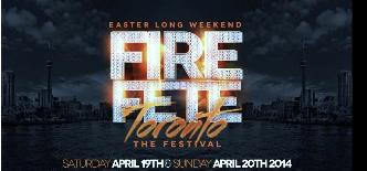 FIRE FETE EASTER 2014