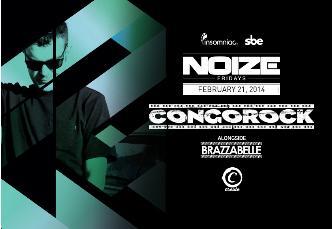 NOIZE FRIDAYS - CONGOROCK: Main Image