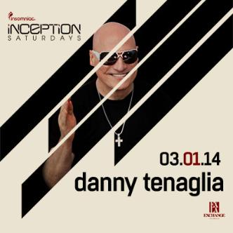 Inception ft. Danny Tenaglia: Main Image