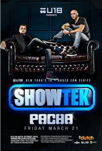 U18: Showtek: Main Image