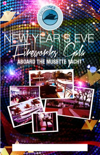 New Years Eve - Musette Yacht
