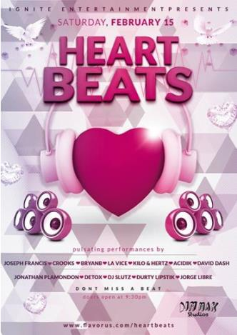 Heartbeats: Main Image