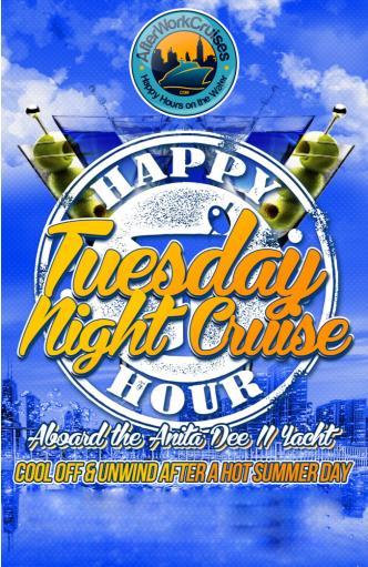 Tues Night Cruise Anita Dee II