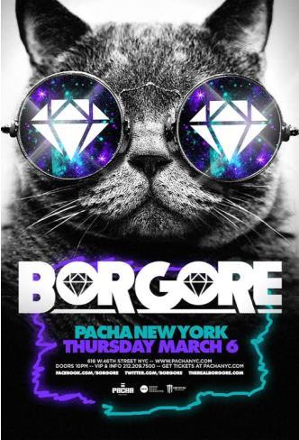 BORGORE: Main Image