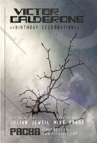 Victor Calderone Birthday Bash: Main Image