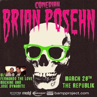 Brian Posehn: Main Image
