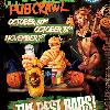 Halloween PubCrawl Houston at Midtown Drinkery