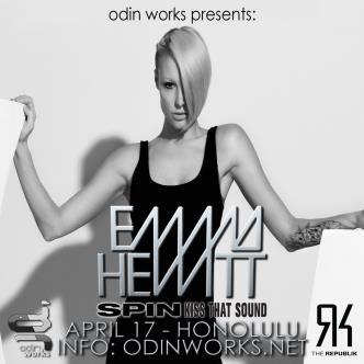 Emma Hewitt: Main Image