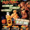 Halloween Pubcrawl in Toronto at Toronto Pub Crawl