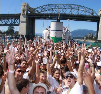 White Boat Party -Abitibi