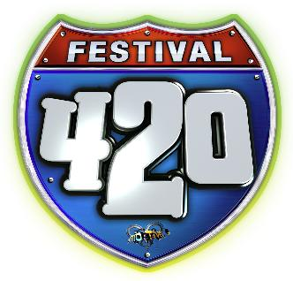 THE 420 FESTIVAL 2014: Main Image