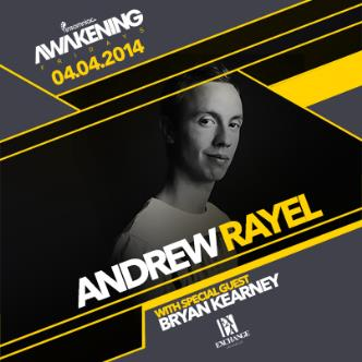 Andrew Rayel + Bryan Kearney: Main Image