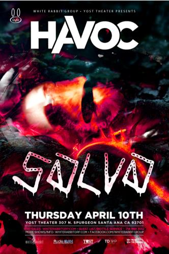 Havoc ft. Salva: Main Image