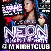 Neon Nights #HTMF March 16 @ M-img