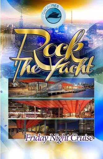 Friday Rock the Yacht Party