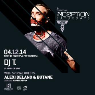 DJ T., Alexi Delano & Butane: Main Image