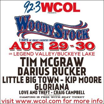 Woodystock 2014 Ft. Tim McGraw