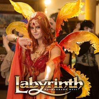Labyrinth Masquerade Ball XVII: Main Image