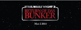 Das Bunker Star Wars Night 3: Main Image