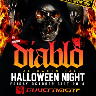 Diablo Halloween Ball 2014