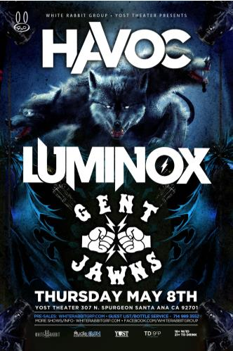 Lumionox X Gent & Jawns: Main Image