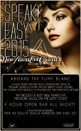 Speakeasy 2015  New Year's Eve