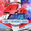 4th of July - Festiva Yacht at Pier 25