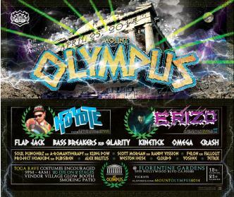 Mount Olympus 2014: Main Image
