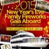 NYE Gala Aboard Destiny Yacht