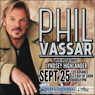 Phil Vassar: Main Image