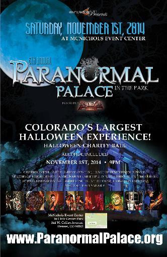 Paranormal Palace Halloween