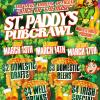 St Paddys Day PubCrawl -Philly at Philadelphia Pub Crawl