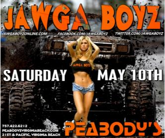 Jawga Boyz at Peabody's: Main Image