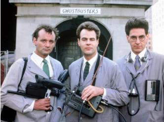 GHOSTBUSTERS: Main Image
