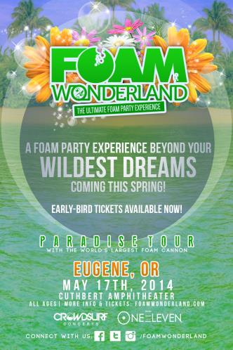 FOAM WONDERLAND (Eugene, OR): Main Image