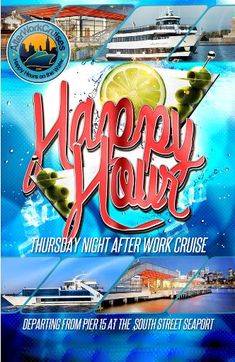 Thursday Happy Hour Cruise