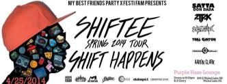 SHIFTEE @ PURPLE HAZE LOUNGE: Main Image