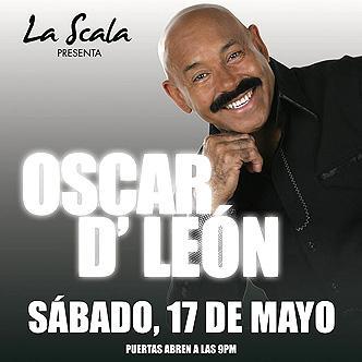 Oscar D'Leon en Concierto: Main Image