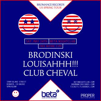 Brodinski. Louisahhh!!! + more: Main Image