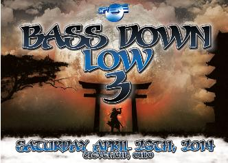 BASS DOWN LOW 3: Main Image
