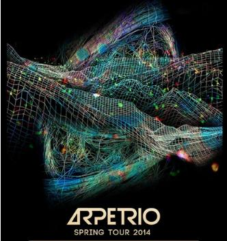 Midnight Voyage LIVE: Arpetrio: Main Image