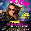 Full Moon Party Feat DJ Rhiannon at The Roadhouse