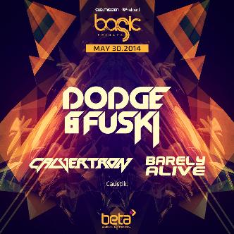 Dodge & Fuski. Barely Alive.: Main Image