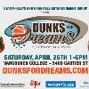 Dunks for Dreams at Vancouver college